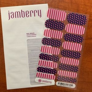 Jamberry Spring Summit 2016 exclusive. Full sheet